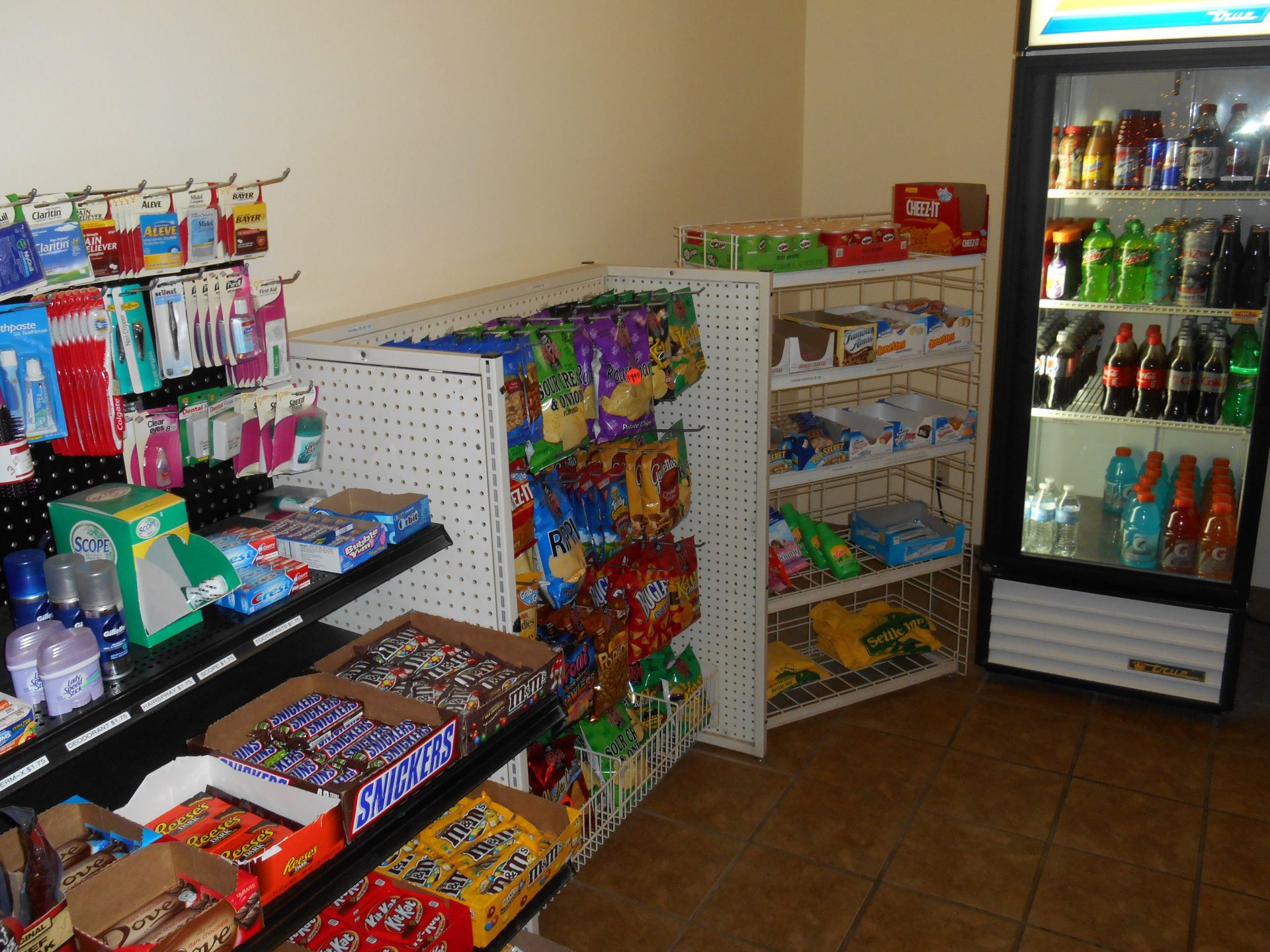 Onsite Convenient Store