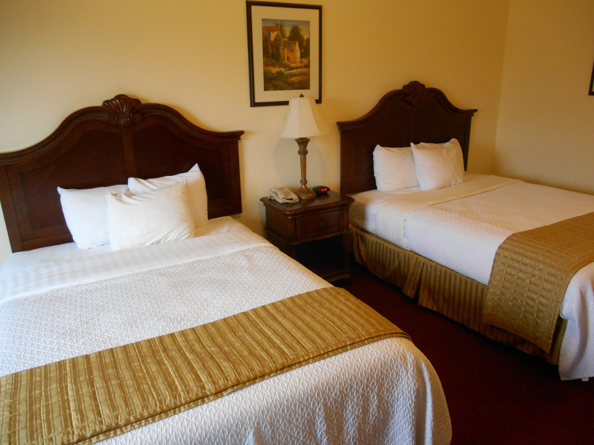 Room Suite Twin Bed